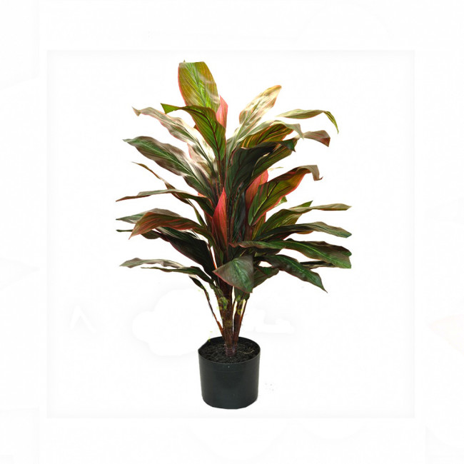 NWTURF CORDYLINE PLANT 90CM WITH 42 LEAVES