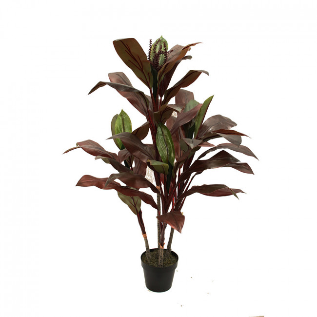 NWTURF ARTIFICIAL DRACENA PLANT 110CM WITH 50 LEAVES