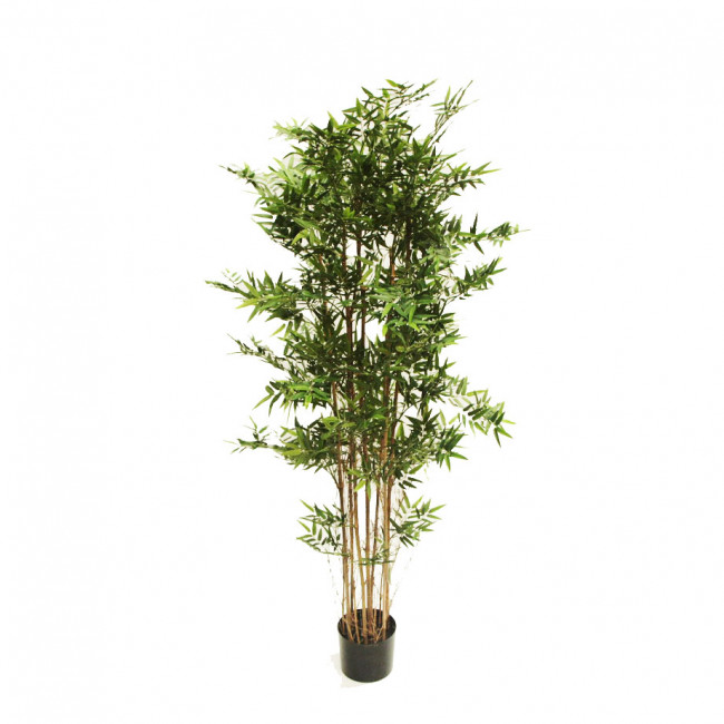 NWTURF ARTIFICIAL ORIENTAL BAMBOO 1.8M WITH 4096 LEAVES
