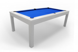 7' or 8' Natural Slate EUROPEAN STYLE Pool Billards Table