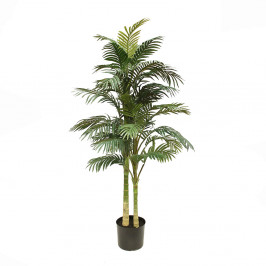 NWTURF Artificial GOLDEN CANE PALM 1.5M Indoor Outdoor Plastic Plant