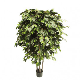 NWTURF NWTURF ARTIFICIAL WEEPING FICUS TREE 1.8M WITH 1584 LEAVES