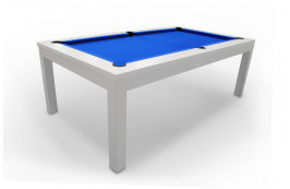 8' Natural Slate EUROPEAN STYLE Pool Billards Table